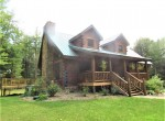 well built log home for sale williamstown ny