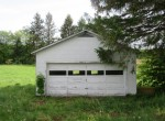 Garage for farmhouse for sale