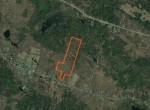 Map Affordable acreage for sale in NY