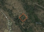 Map Northern Zone Hunting land for sale