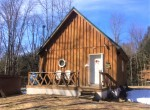 42 acre All Seasons Cabin Amboy NY