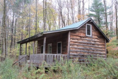 Hunting Land and Cabinfor sale in Redfield NY