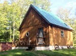 Tug Hill wood cabin for sale New York