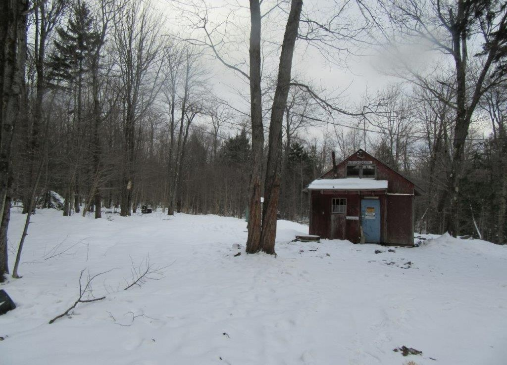 2.5 acres land and camp for sale in Boylston, NY!