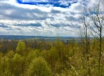 Secluded 90 acre mountaintop property in St. Lawrence.
