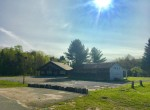 1.5 acres land for sale with newly renovated country home and 4-unit motel building!