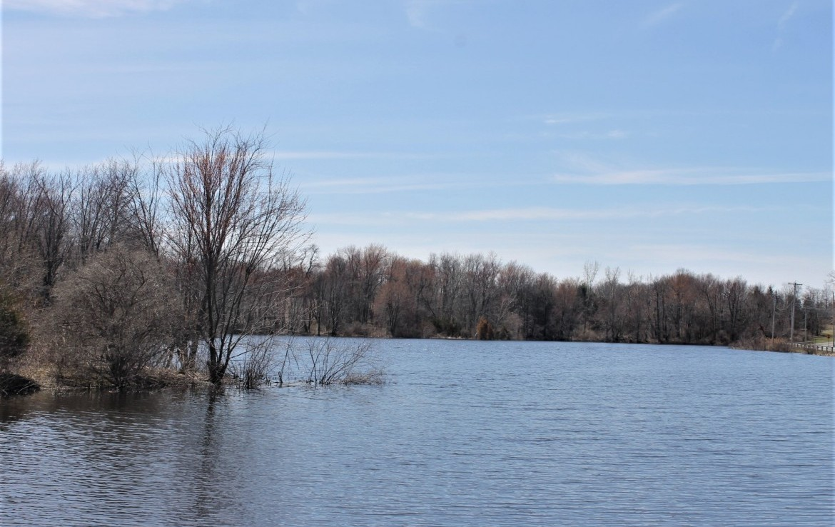 13 acres Waterfront Land for Sale in Columbia County, NY!