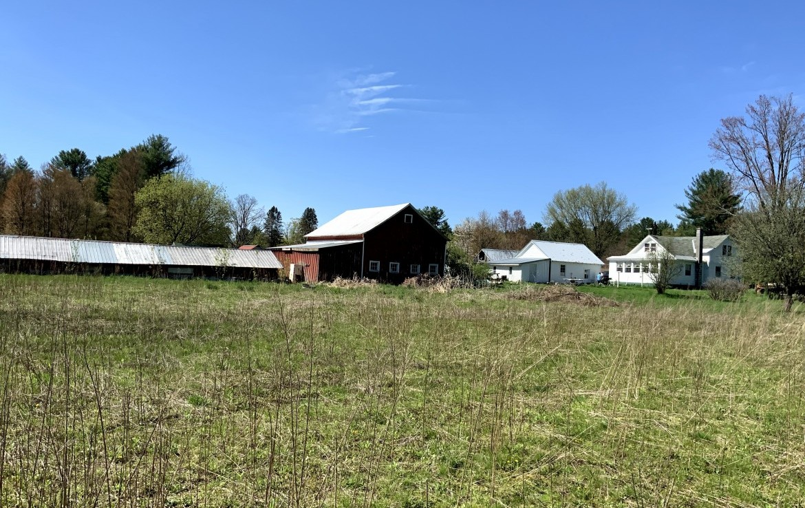 42 acre Hobby Farm and Home Rome NY