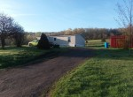 3 Bed 2 Bath Double Wide on 2 acres of country land for sale near Tuscarora Lake!