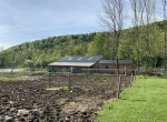 51 acres Off Grid Home and Barn Brookfield NY