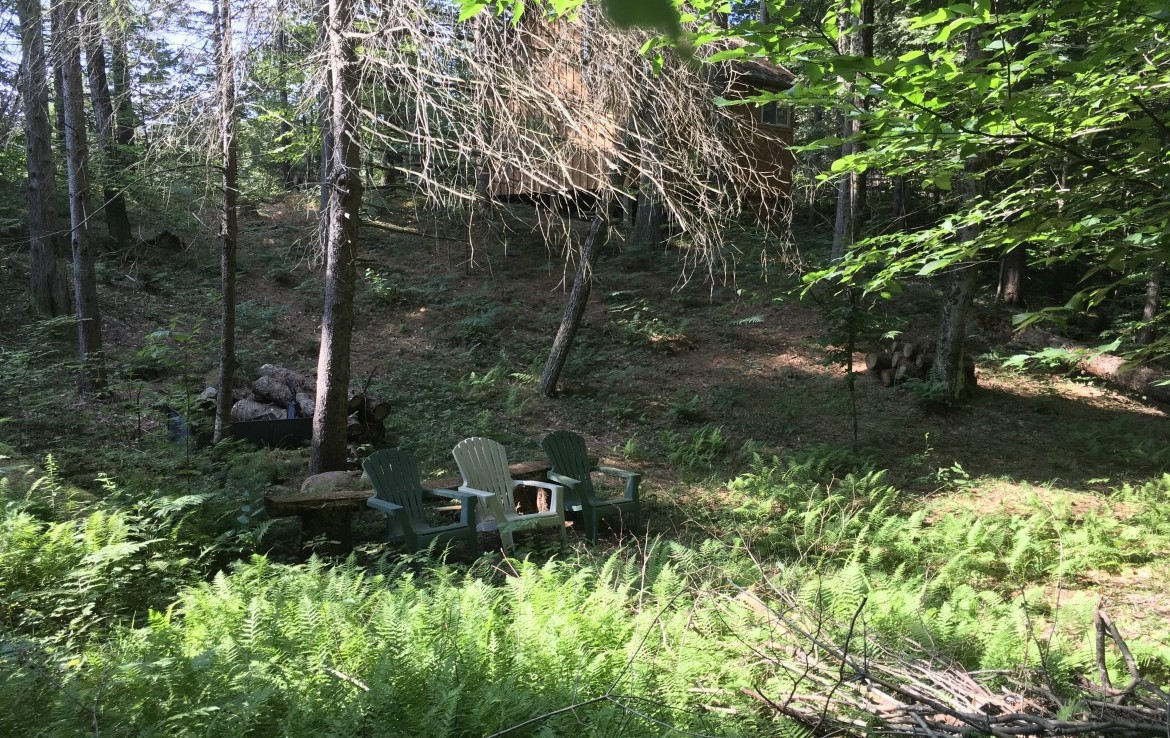 This is a Sportsman's Paradise with hunting, fishing and kayaking in St. Lawrence County!