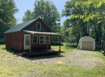 50 acres Hunting Camp near Johnny Smith Pond