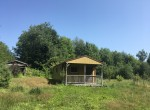 10 acres Hunting Land with 14' X 28' Cabin for sale in Hopkinton, NY!