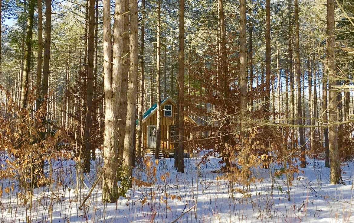 St. Lawrence County, NY Adirondack Cabin in the Tooley Pond Area!