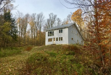 202 acre Adirondack Riverfront Home Clare NY