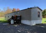 1 acre Manufactured Home for sale with Pole Barn in Camden, NY!