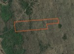 40 acre property that is very attractive, being wooded