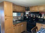 1996 Manufactured home has custom floors, a newly remodeled kitchen,