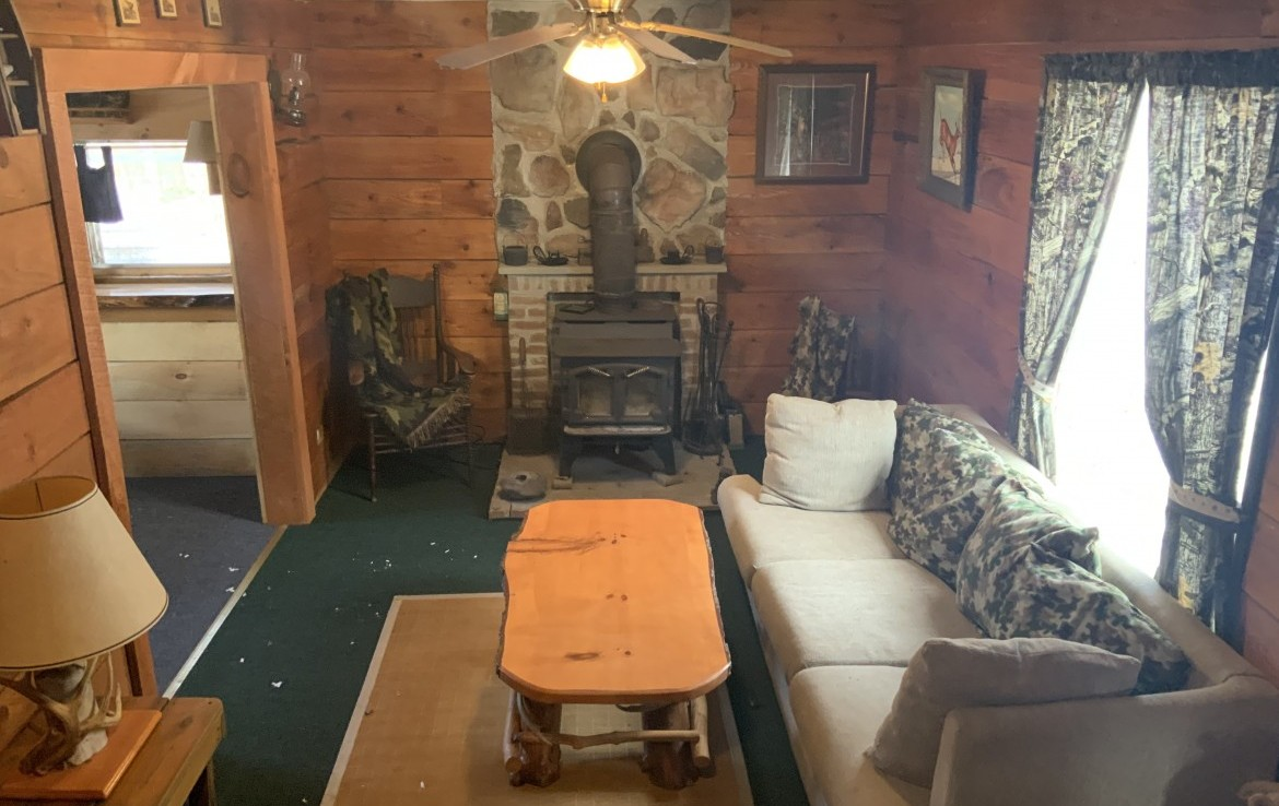 Cozy North Country Cabin (nearly 800 square feet)