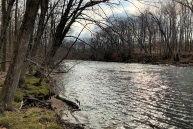 77 acres along the Salmon River Near Pulaski, NY