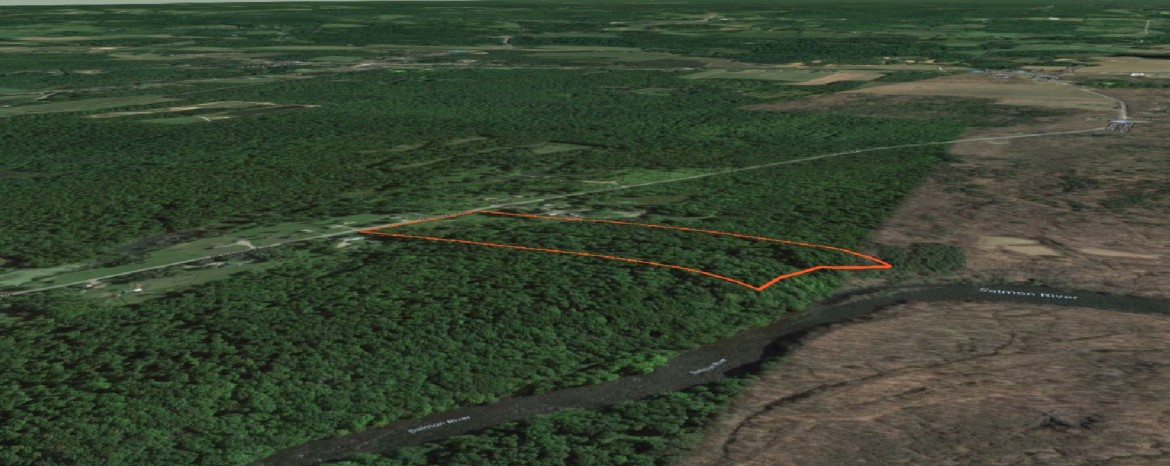 17.24 acres with 500 ft. of frontage along Centerville Road