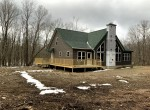 71 acres Unfinished Home Williamstown NY