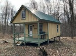 5 acre Woodland Hunting Camp Smyrna NY