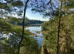 50 Acre Waterfront Bordering State Forest Diana NY