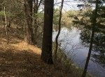Building Lot with 350 Feet of Waterfrontage on The Oswegatchie River!