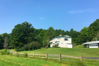 50 Acre Hobby Farm on the Grasse River Russell NY