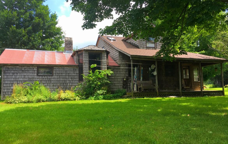 120 acre Farmhouse with Pond Denmark NY