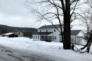 4.3 acre Hilltop Off-Grid Home Edmeston NY