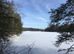 13.8 acre Land For Sale with Flat Rock Reservoir Waterfront, Fine, NY!