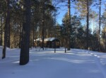 7 acre Adirondack Base Camp Owls Head NY