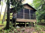 25 acres Cabin Bordering State Forest Annsville NY